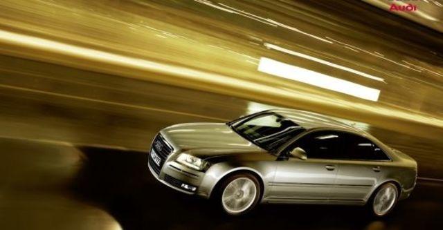 2010 Audi A8L 3.2 FSI  第2張相片