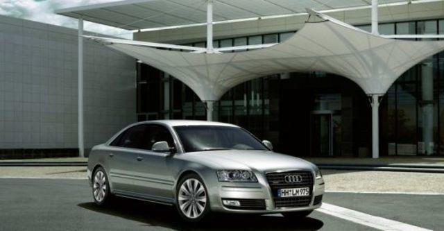 2010 Audi A8L 3.2 FSI  第3張相片