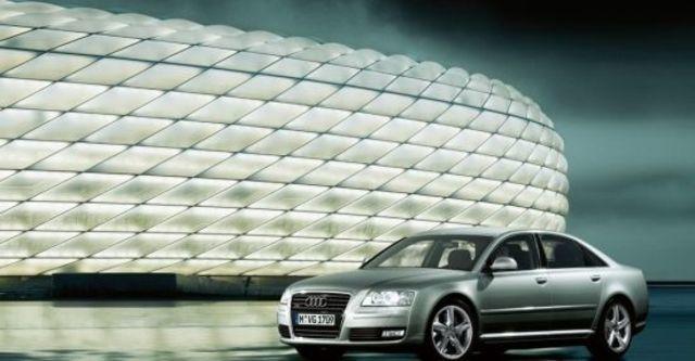2010 Audi A8L 3.2 FSI  第4張相片