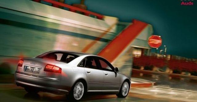 2010 Audi A8L 3.2 FSI  第5張相片