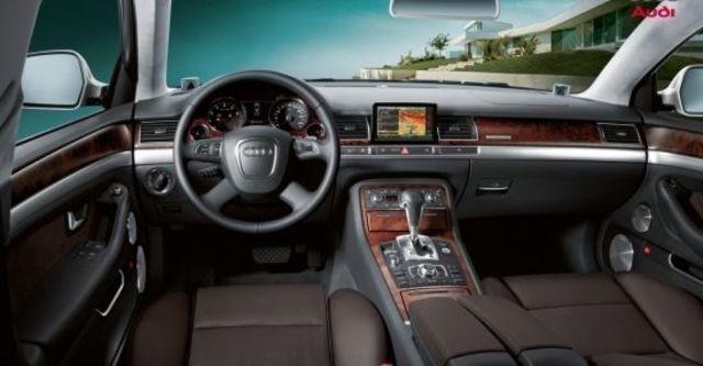2010 Audi A8L 3.2 FSI  第6張相片