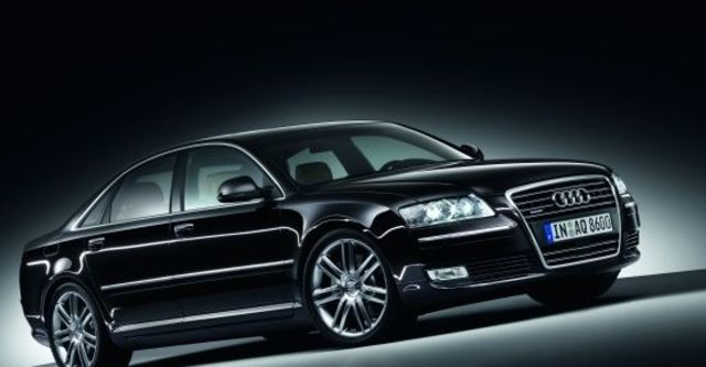 2010 Audi A8L 4.2 FSI quattro  第1張相片