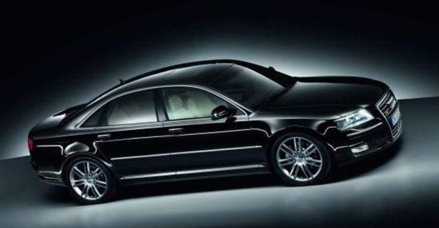 2010 Audi A8L 4.2 FSI quattro  第3張相片