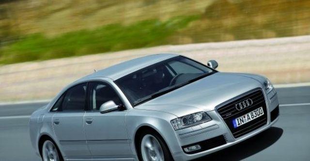 2010 Audi A8L 4.2 FSI quattro  第7張相片