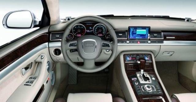 2010 Audi A8L 4.2 FSI quattro  第9張相片