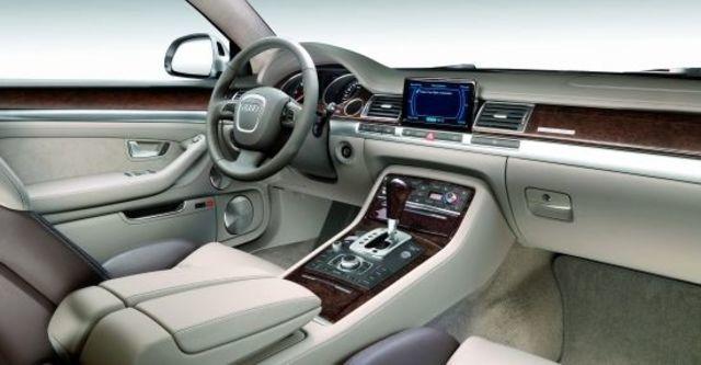 2010 Audi A8L 4.2 FSI quattro  第10張相片