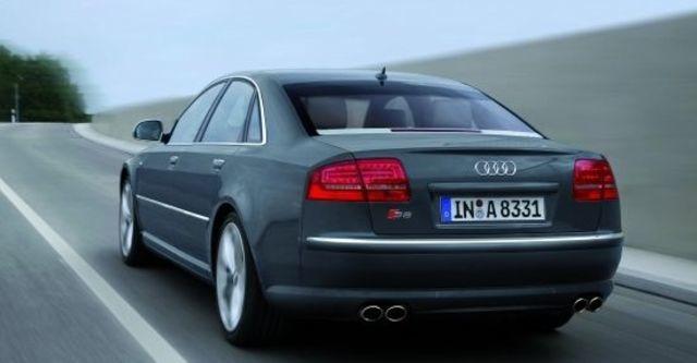 2010 Audi A8L S8  第3張相片