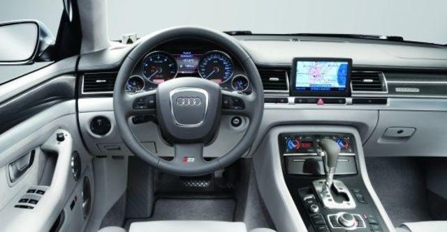 2010 Audi A8L S8  第7張相片