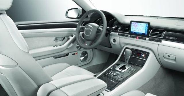 2010 Audi A8L S8  第8張相片