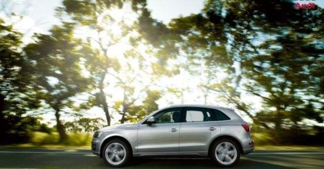 2010 Audi Q5 2.0 TDI quattro  第6張相片