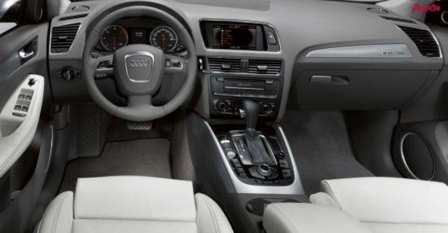 2010 Audi Q5 2.0 TDI quattro  第7張相片