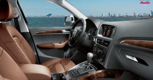 2010 Audi Q5 2.0 TDI quattro  第8張相片