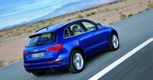2010 Audi Q5 2.0 TFSI quattro  第5張相片