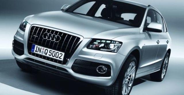 2010 Audi Q5 3.0 TDI quattro  第5張相片
