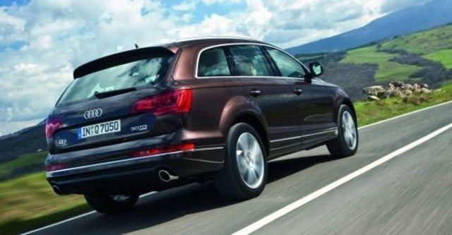 2010 Audi Q7 3.0 TDI quattro  第3張相片