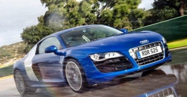 2010 Audi R8 5.2 FSI quattro  第3張相片