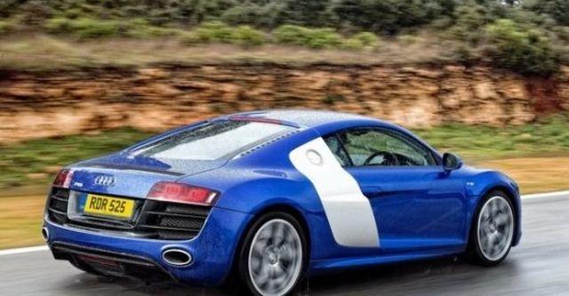 2010 Audi R8 5.2 FSI quattro  第4張相片