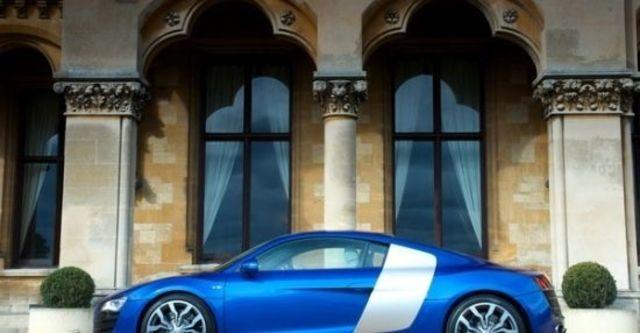 2010 Audi R8 5.2 FSI quattro  第5張相片