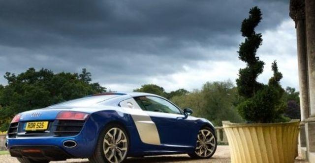 2010 Audi R8 5.2 FSI quattro  第6張相片
