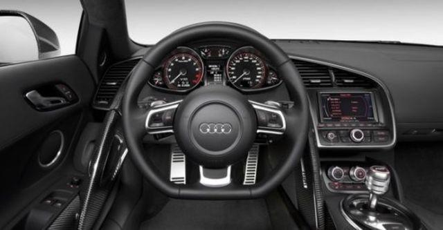 2010 Audi R8 5.2 FSI quattro  第9張相片