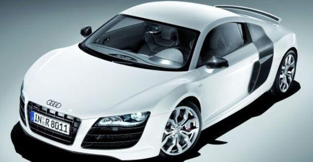 2010 Audi R8 5.2 FSI quattro  第10張相片