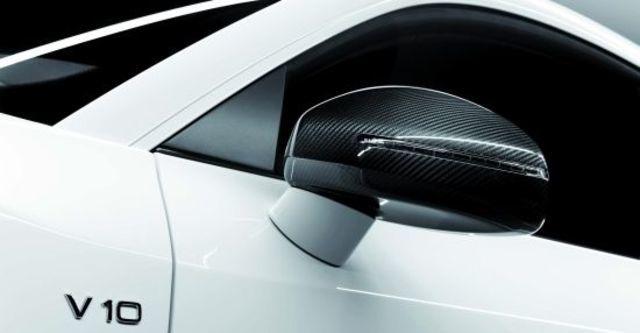 2010 Audi R8 5.2 FSI quattro  第16張相片