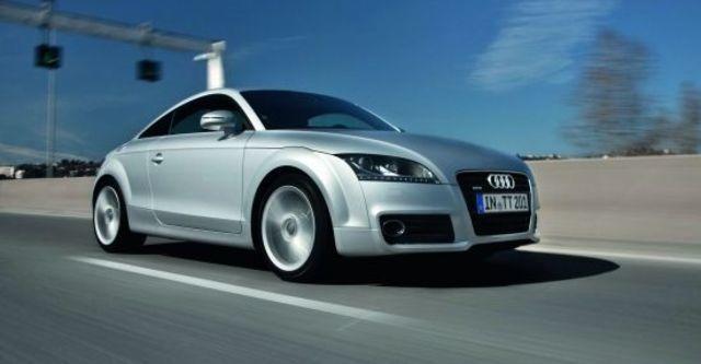 2010 Audi TT 2.0 TFSI  第1張相片