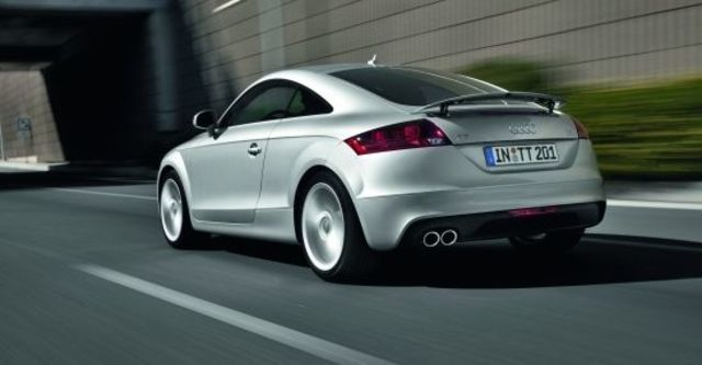 2010 Audi TT 2.0 TFSI  第4張相片
