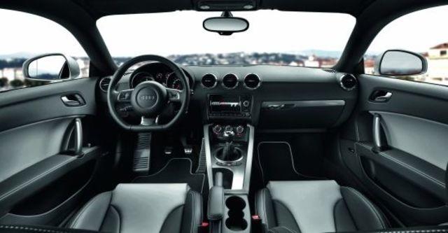 2010 Audi TT 2.0 TFSI  第7張相片