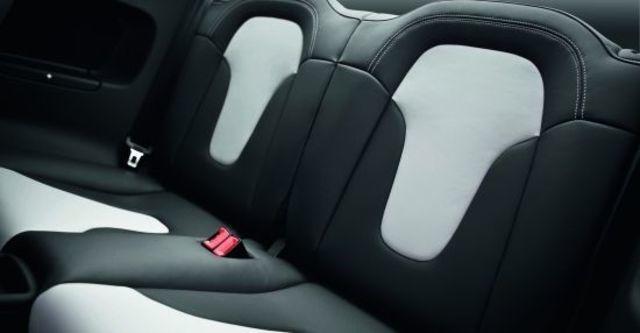 2010 Audi TT 2.0 TFSI  第8張相片