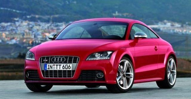 2010 Audi TT S  第2張相片