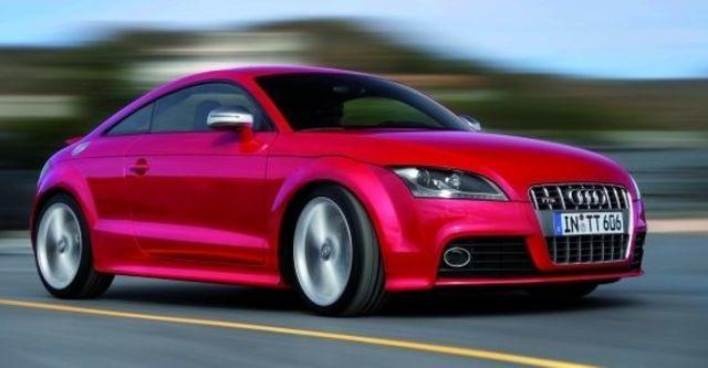 2010 Audi TT S  第5張相片