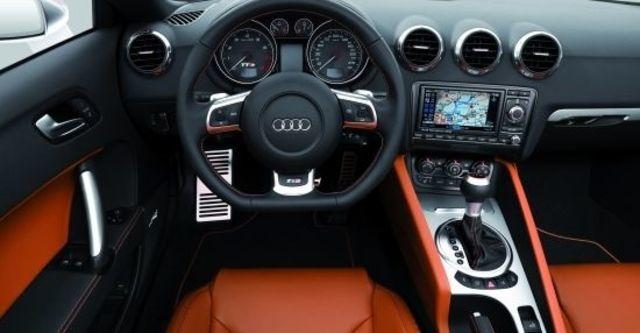 2010 Audi TT S  第7張相片