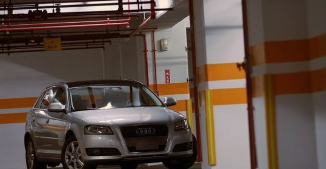 2009 Audi A3 2.0 TDI  第2張相片