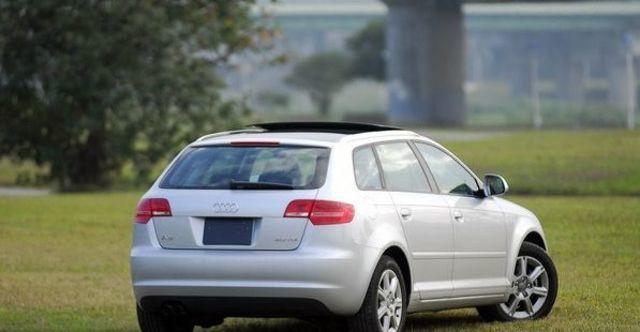 2009 Audi A3 2.0 TDI  第3張相片