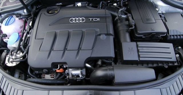 2009 Audi A3 2.0 TDI  第10張相片