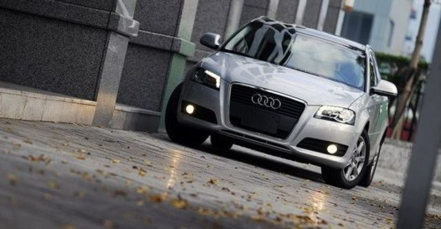 2009 Audi A3 2.0 TDI  第12張相片