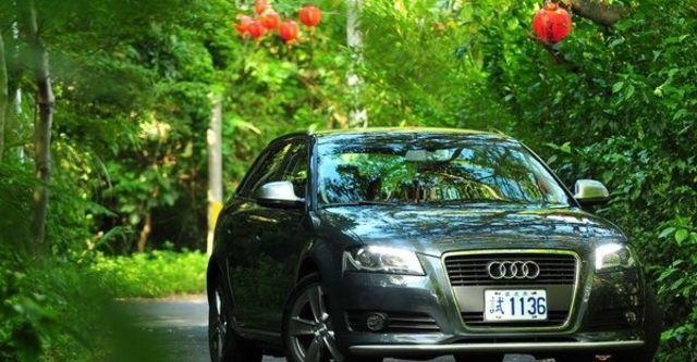 2009 Audi A3 2.0 TFSI  第1張相片