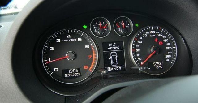 2009 Audi A3 2.0 TFSI  第9張相片