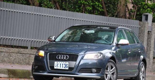 2009 Audi A3 2.0 TFSI  第12張相片