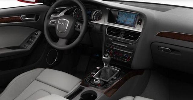 2009 Audi A4 1.8 TFSI  第6張相片