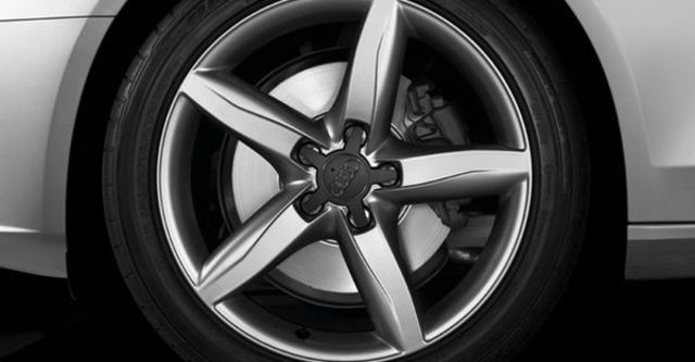 2009 Audi A4 1.8 TFSI  第9張相片