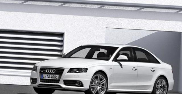 2009 Audi A4 1.8 TFSI  第11張相片