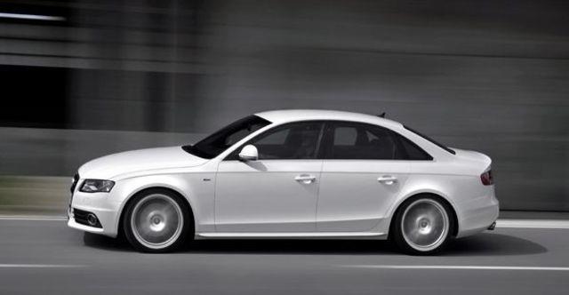 2009 Audi A4 1.8 TFSI  第12張相片