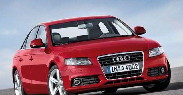 2009 Audi A4 2.0 TDI  第1張相片