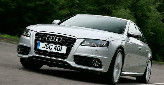 2009 Audi A4 2.0 TFSI  第1張相片