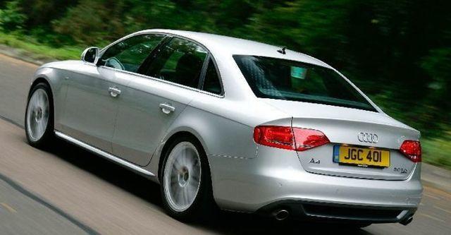 2009 Audi A4 2.0 TFSI  第2張相片