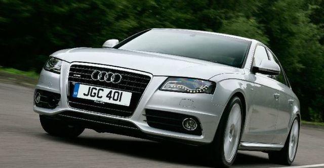 2009 Audi A4 2.0 TFSI  第3張相片