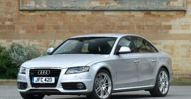2009 Audi A4 2.0 TFSI  第4張相片