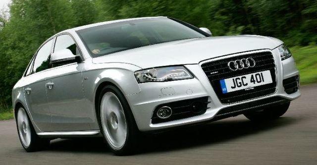 2009 Audi A4 2.0 TFSI  第6張相片